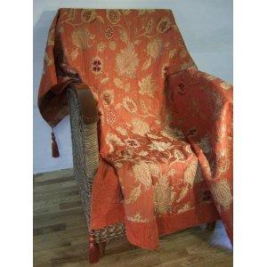 Decorative Chenille Sofa Throw