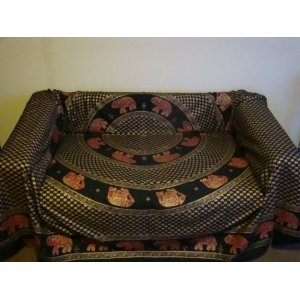 Indian Sofa Throws